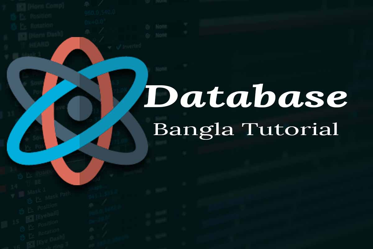 MySQL Database Bangla Tutorials